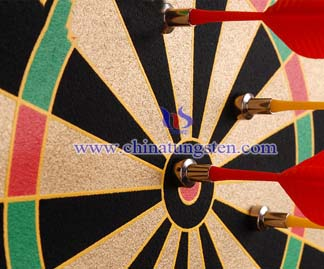 Magnetic Dartboard Picture